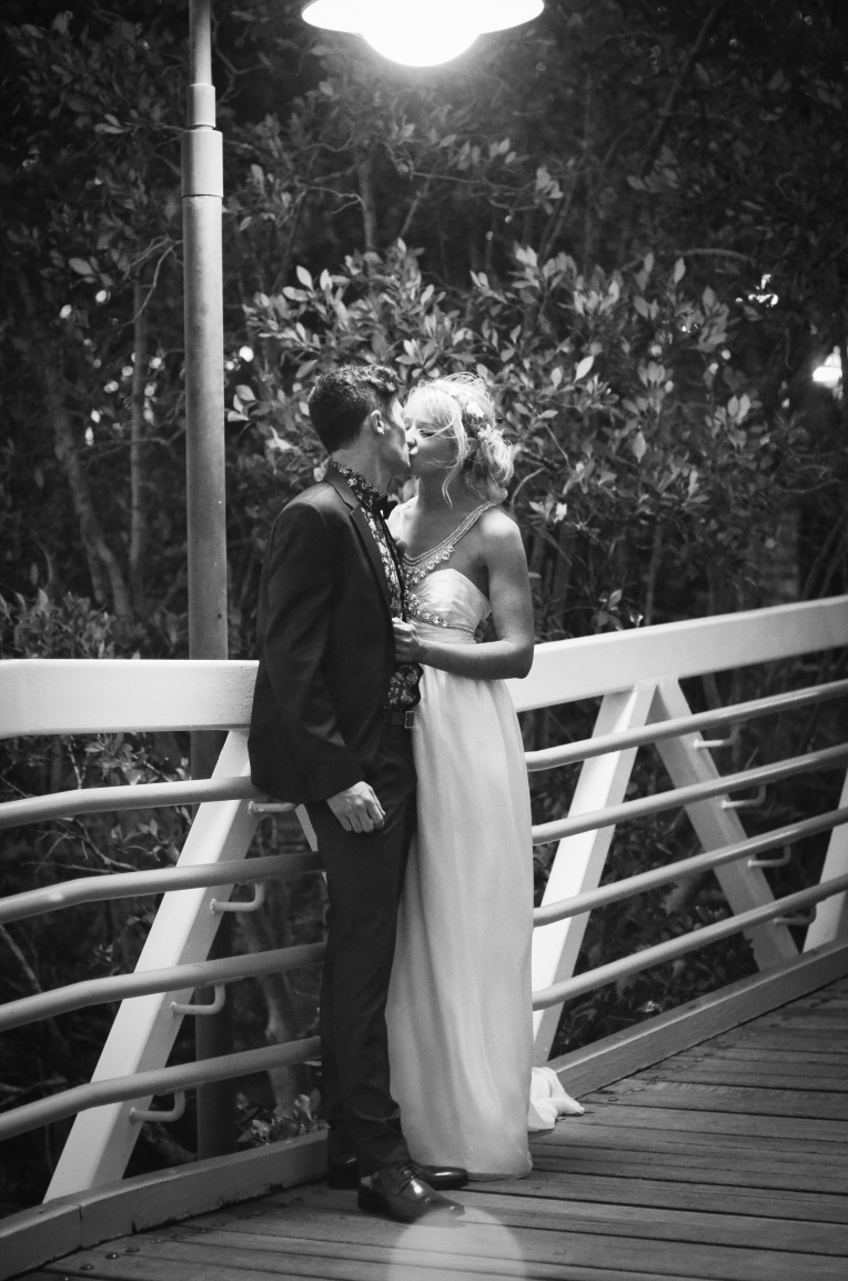 Simon & Emma's Wedding ~ Artistic ~ B&W-36