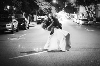 Simon and Emma's Wedding - Artistic - B&W 41