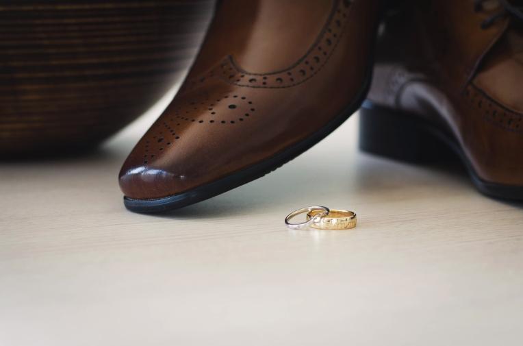 Simon & Emma's Wedding ~ Getting Ready-240