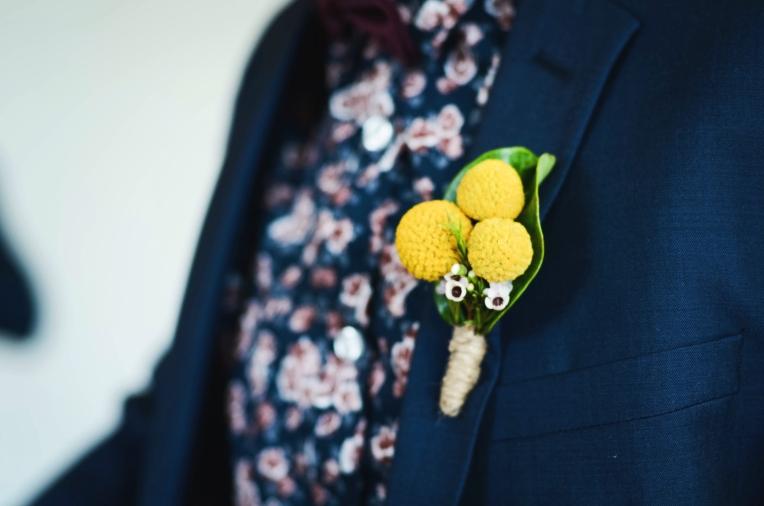 Simon & Emma's Wedding ~ Getting Ready-329