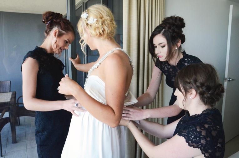 Simon & Emma's Wedding ~ Getting Ready-410