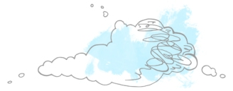 small clouds