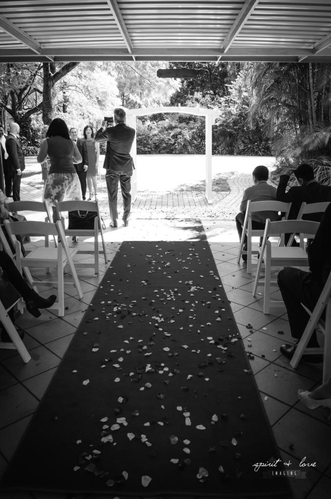 Ty-&-Maxine-~-Ceremony---B&W