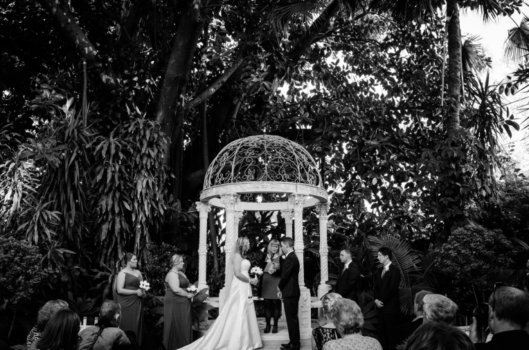 Andrew-+-Amanda-Wedding---Ceremony-B&W-18