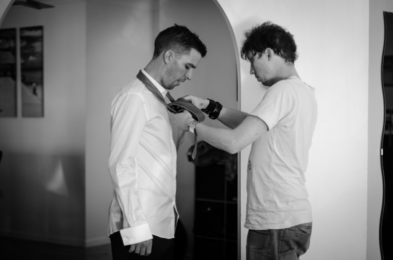 Andrew-+-Amanda-Wedding---Getting-Ready-B&W-4