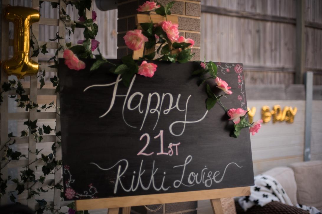 Rikki's 21st 24-6-17-5