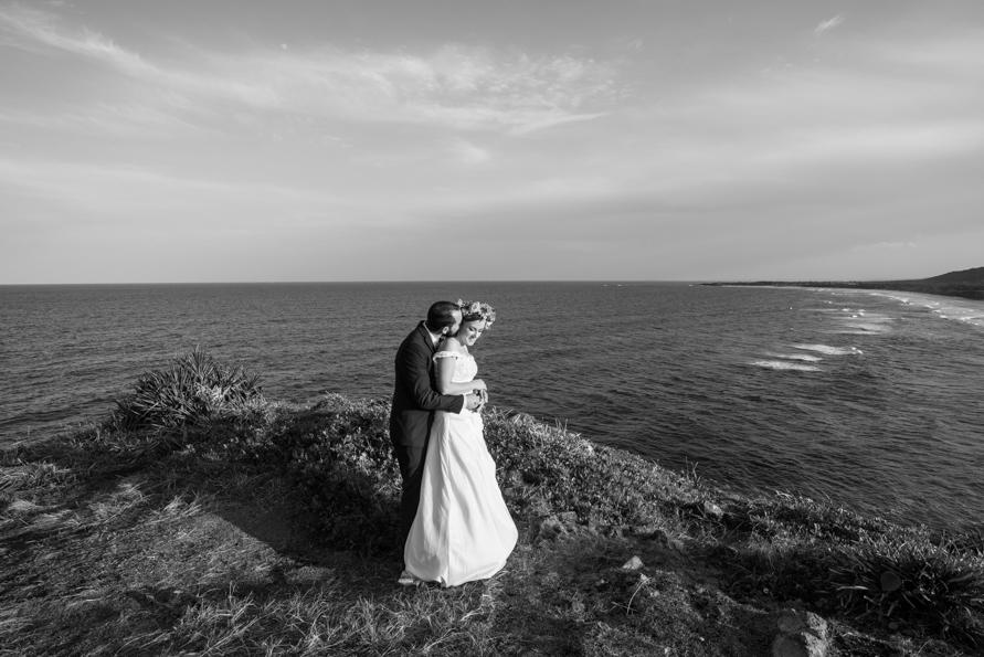 Alex & Lauren's Wedding B&W-64