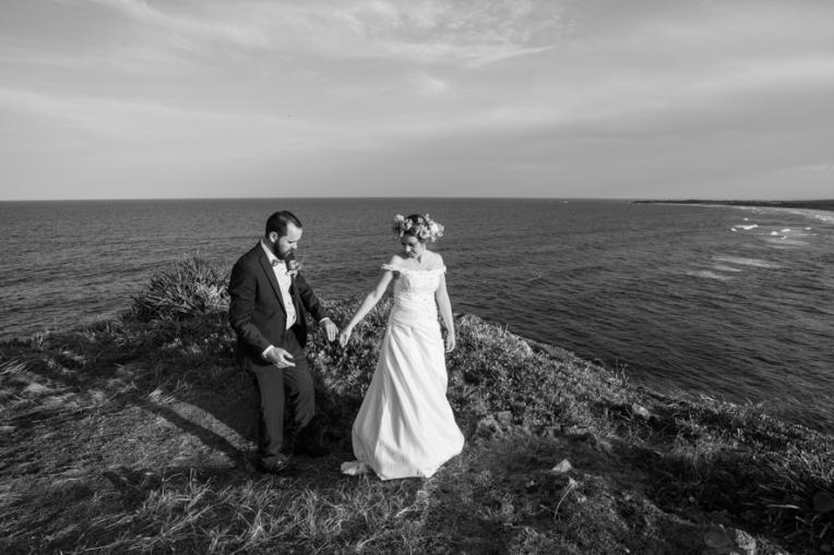 Alex & Lauren's Wedding B&W-66