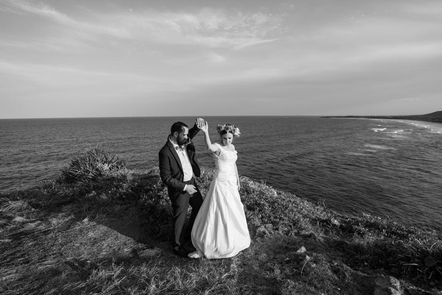 Alex & Lauren's Wedding B&W-67
