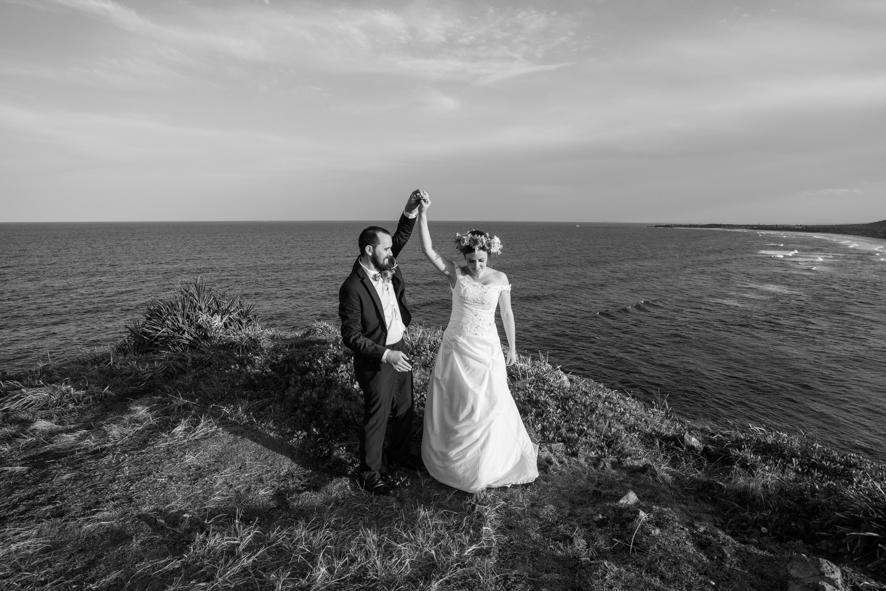 Alex & Lauren's Wedding B&W-68