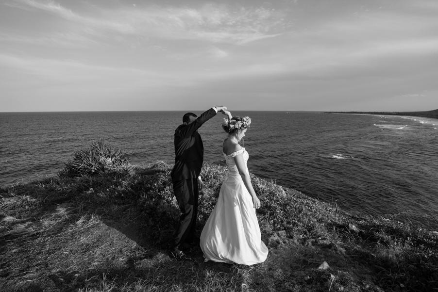 Alex & Lauren's Wedding B&W-69