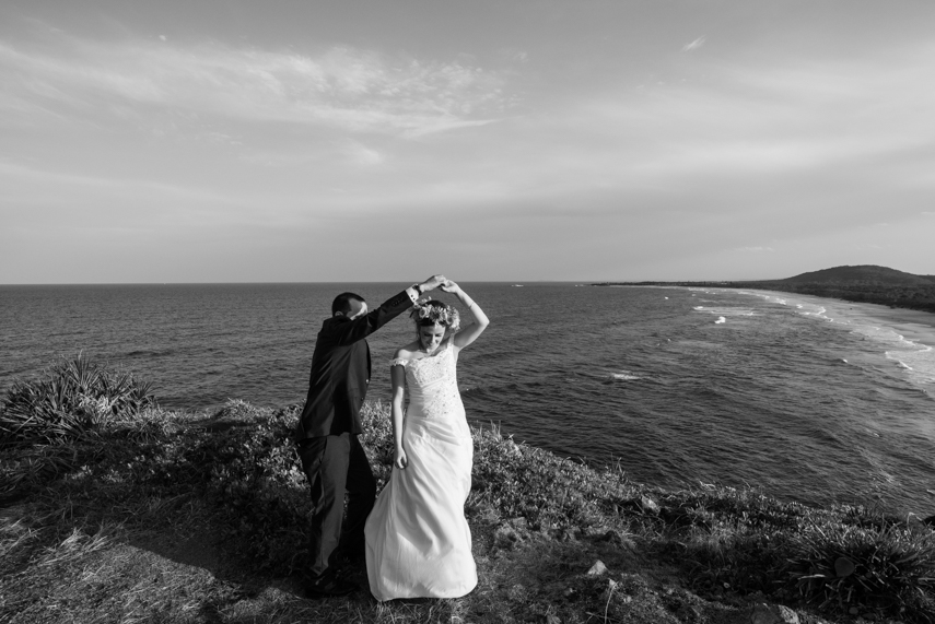 Alex & Lauren's Wedding B&W-70