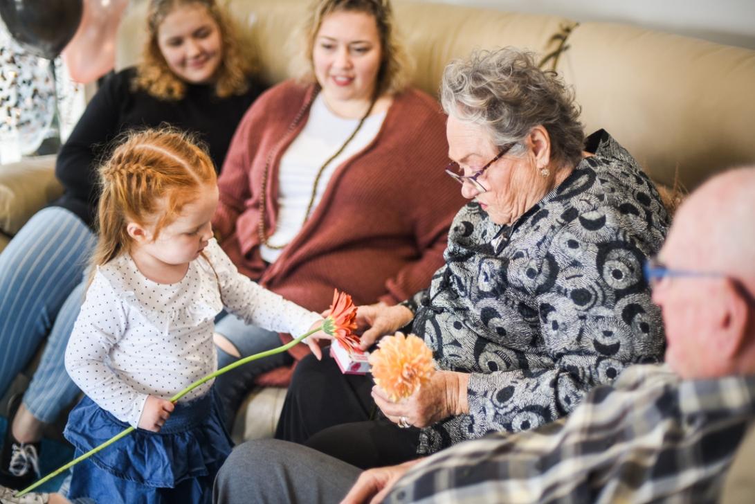 Ruth's 80th Brithday Family-117