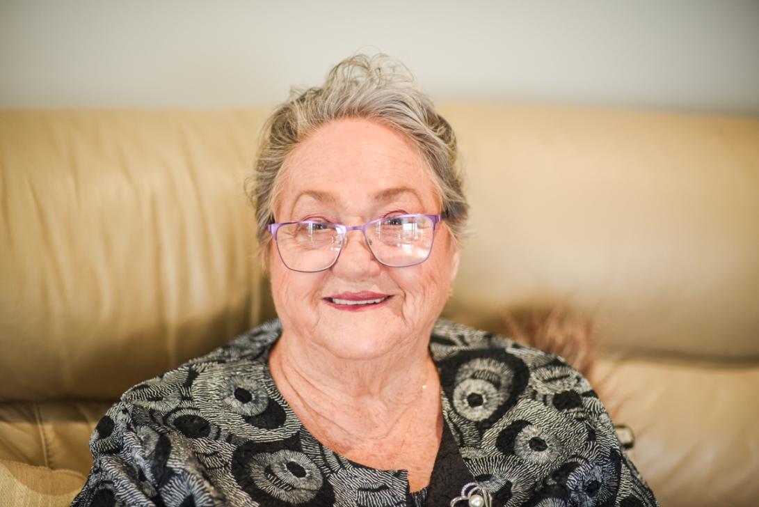 Ruth's 80th Brithday Family-2