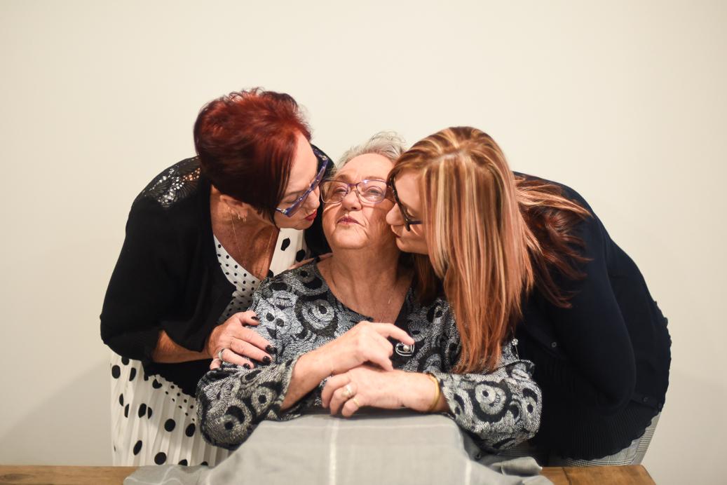 Ruth's 80th Brithday Family-24