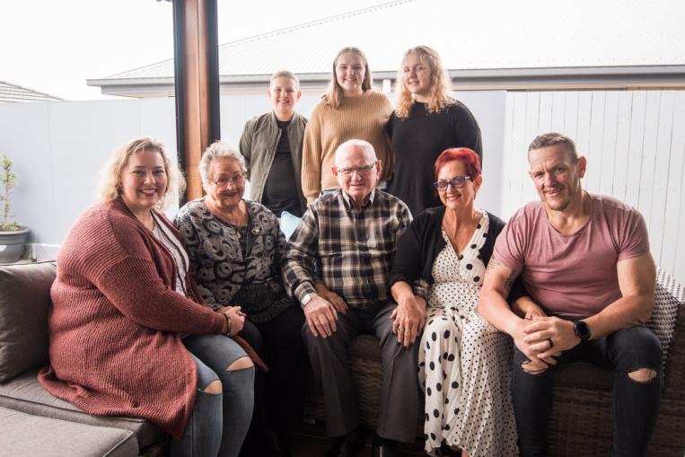 Ruth's 80th Brithday Family-55