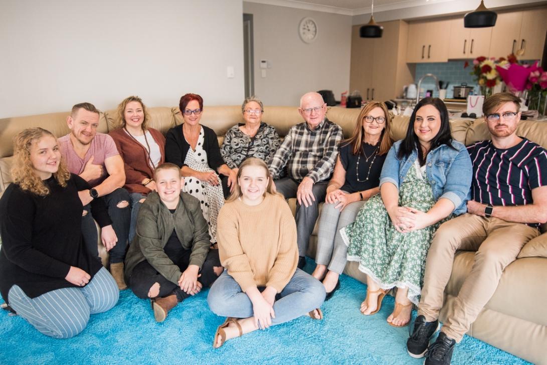 Ruth's 80th Brithday Family-89